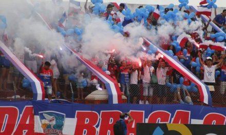 Bragantino-PA solicita liberação de 50% do público no Diogão