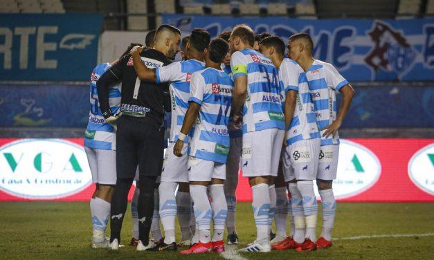 A pedido do Paysandu, CBF altera locais dos jogos do time como mandante no returno da Série C