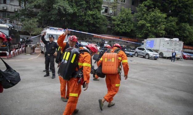 Intoxicação por monóxido de carbono deixa 16 mortos em mina de carvão na China
