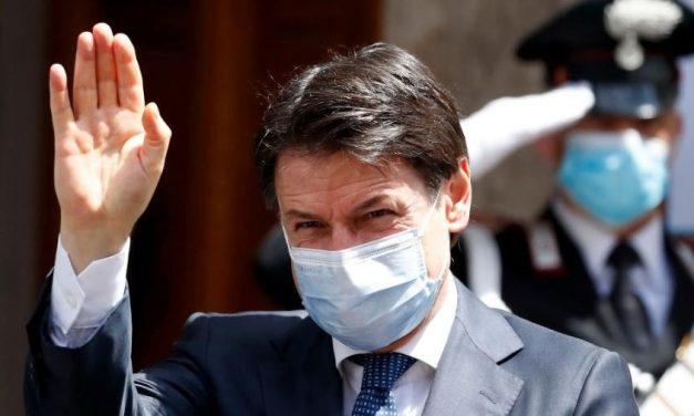 Itália 'não pode falhar' em retomada pós-lockdown, diz premier