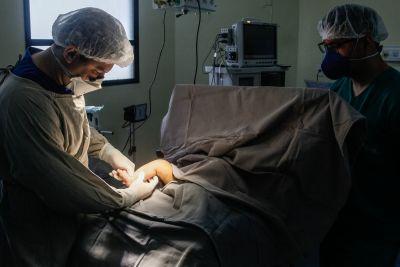 Hospital Galileu realizou mais de 600 cirurgias de alongamento ósseo