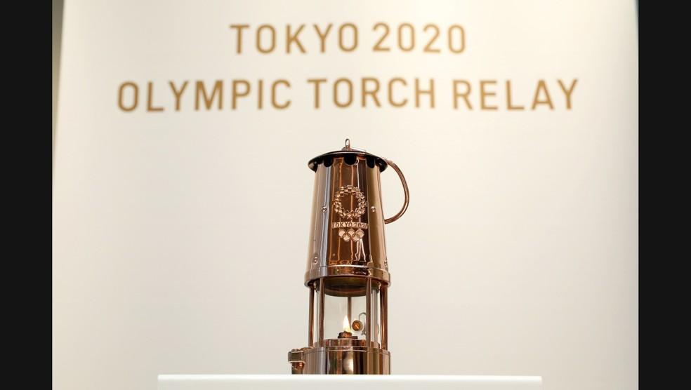 Organizadores das Olimpíadas confirmam data para início do revezamento da tocha