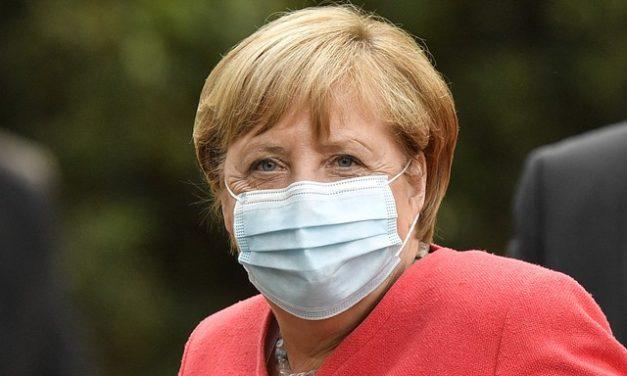 Merkel demonstra preocupação com o aumento de casos de coronavírus na Alemanha