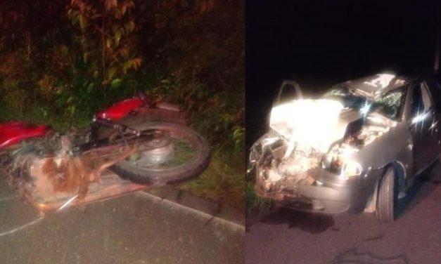 Motociclista morre em colisão frontal entre veículos em Barcarena