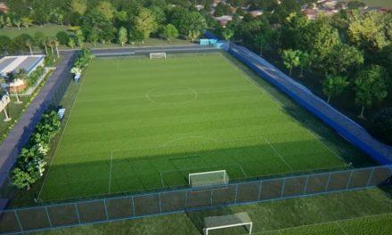 Paysandu deve realizar treino inaugural no CT em novembro