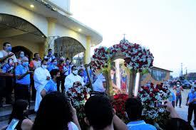 Festividade do Perpétuo Socorro é concluída com carreata e missa campal