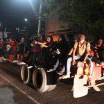 Mesmo com a pandemia, mais de 3.000 hondurenhos iniciam caravana rumo aos EUA