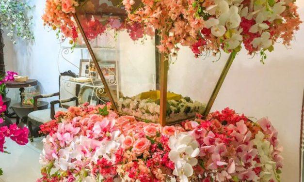 Imagem de Nazaré pode ser visitada em shopping