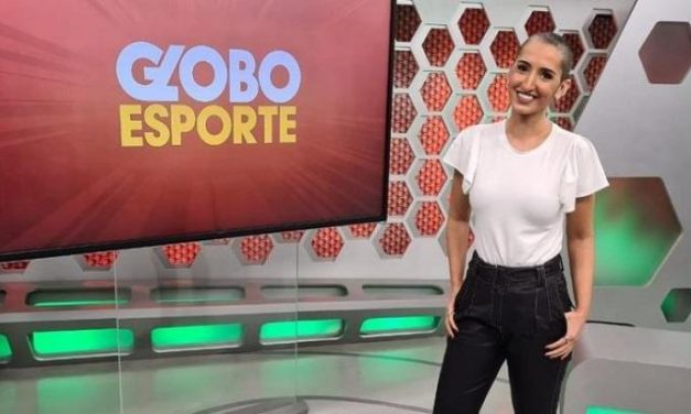 Em tratamento contra câncer, apresentadora do Globo Esporte abandona a peruca