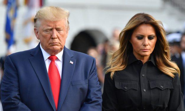 Trump anuncia que ele e Melania testaram positivo para Covid-19
