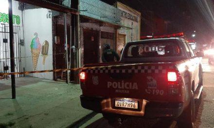 Empresário é morto com seis tiros dentro da própria sorveteria no Pará