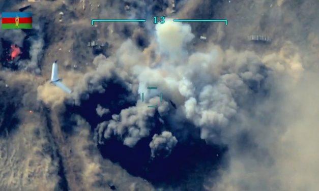 Número de mortos em combates na fronteira entre a Armênia e o Azerbaijão chega a 242