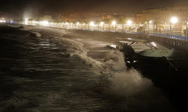 Busca por desaparecidos continua na França e na Itália após passagem da tempestade Alex