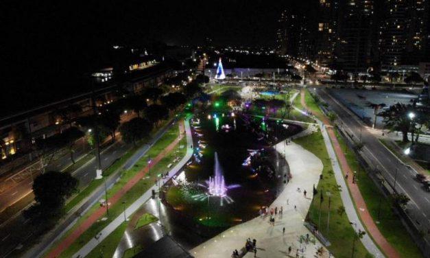 Clima do Círio já envolve o público no Parque Belém Porto Futuro