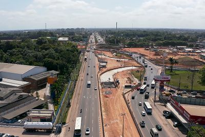 Tráfego no km 7 será restabelecido temporariamente