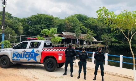 PM comemora 5 meses sem homicídios em Santa Izabel