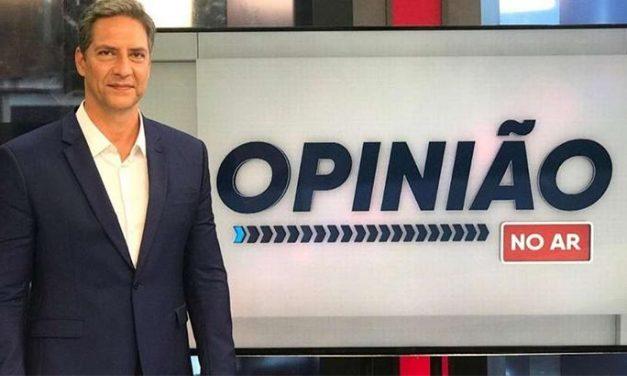 Atração de Lacombe é show dos negacionistas e fãs de Bolsonaro na RedeTV!