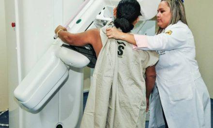 Sespa ofertará 5 mil mamografias e 5 mil consultas na campanha 'Outubro Rosa'