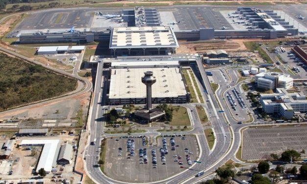 Dois morrem em confronto com a PF durante operação contra tráfico de drogas pelo Aeroporto de Viracopos