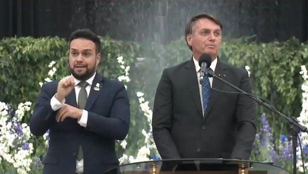 Bolsonaro diz em SP que próxima indicação ao STF será de um pastor
