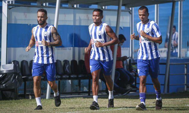 Além de Micael e Uchôa, Paysandu pode ter mais três retornos contra o Santa Cruz