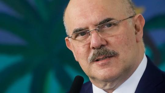 Toffoli manda PF ouvir ministro da Educação antes de decidir sobre inquérito