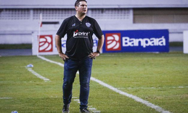 Missão acesso: Matheus Costa precisa melhorar desempenho próprio e do Paysandu