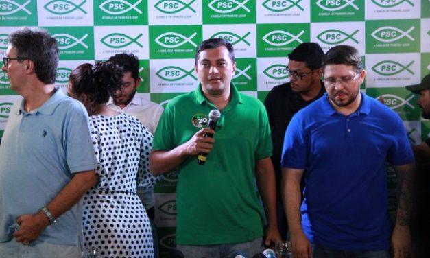 Vice-governador do Amazonas é alvo de busca em operação da PF
