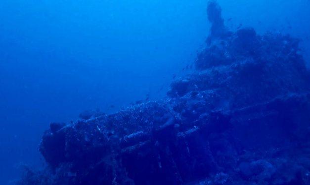 Submarino da Primeira Guerra Mundial é descoberto na Tunísia