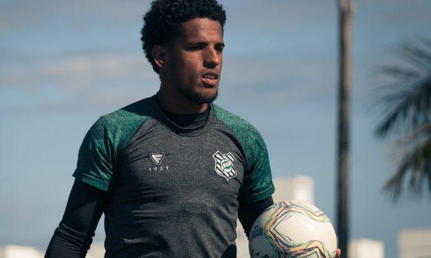 Atacante do Figueirense está na mira do Paysandu para a sequência da temporada