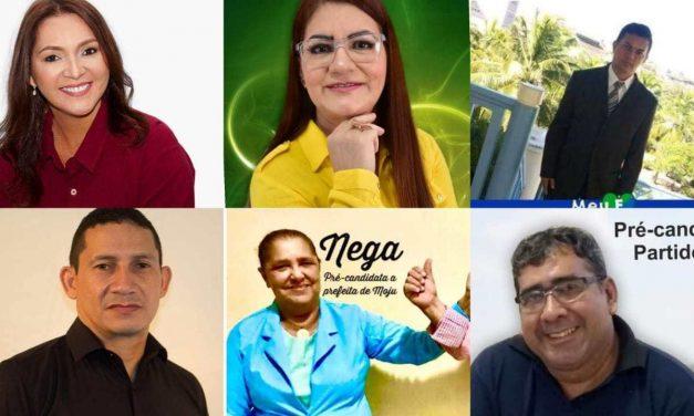 Veja a agenda dos candidatos a prefeito em Moju nesta quarta