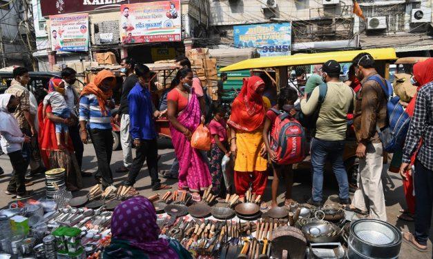 Índia supera 7 milhões de casos de coronavírus