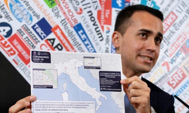 Itália terá primeiras doses de vacina de Oxford até dezembro, diz ministro