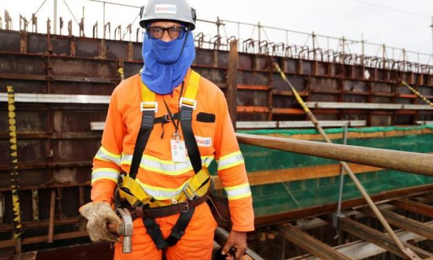 Obras e programas do Estado impulsionam empregos formais