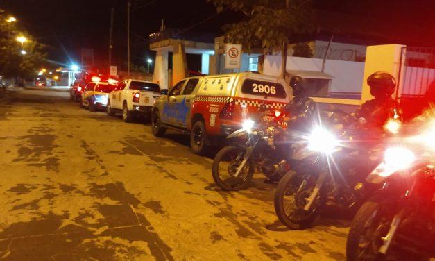 Órgãos de segurança realizaram operações durante feriado prolongado