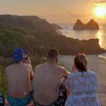Noronha recebe 240 visitantes no primeiro fim de semana após flexibilização do turismo