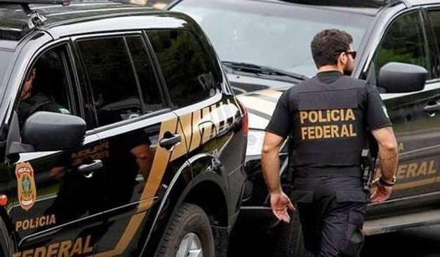 PF faz operação contra pagamento de propina a policiais em troca de proteção