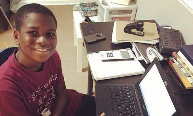 'Menino gênio' de 12 anos é aceito em universidade renomada dos EUA