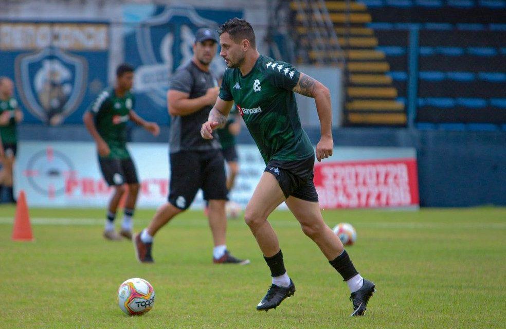 """Eduardo Ramos diz que Remo """"tem que ter inteligência"""" para vencer Ferroviário no Castelão"""