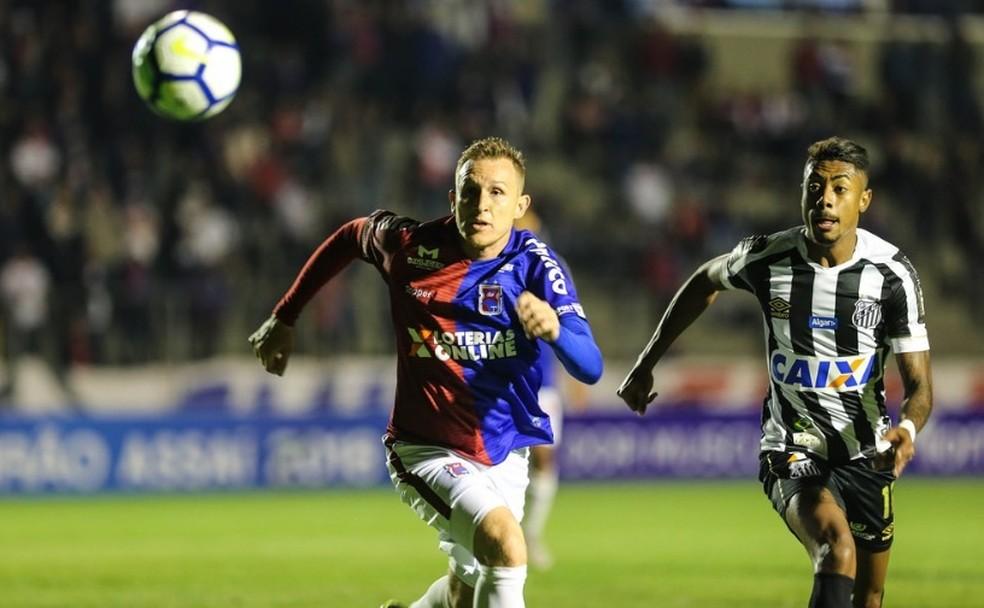 Grampola confirma sondagem do Remo e avalia propostas de dois clubes da Série B
