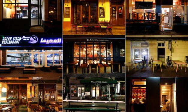 Tribunal de Berlim anula ordem que determinava fechamento de bares e restaurantes às 23h