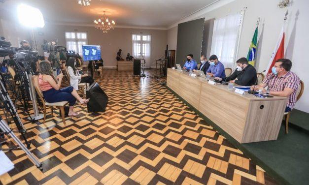 Estado afirma que atual cenário da pandemia é estável e não há segunda onda de casos no Pará