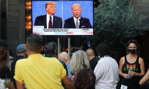 EUA e o retrato de uma eleição: disputa se reduz a estados decisivos