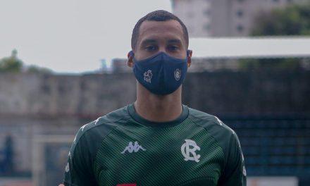 Novo atacante do Remo já treina no Baenão