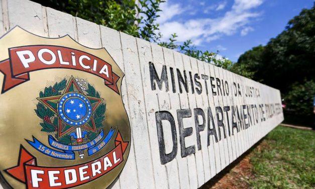 Polícia Federal cumpre mandados por fraudes na Petrobras