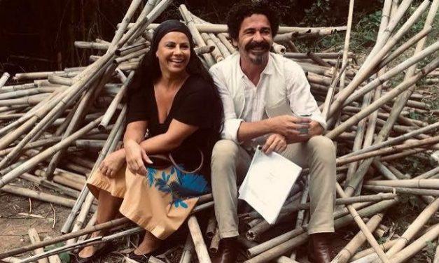"""Viviane Araújo estreia no cinema: """"Quero atuar até morrer"""""""