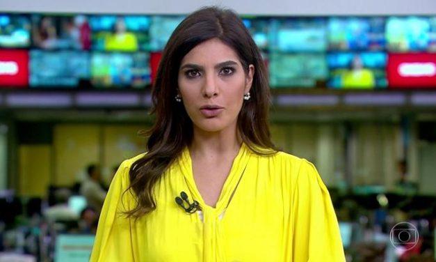 Entretenimento da Globo tenta tirar Andréia Sadi do jornalismo, mas ela recusa