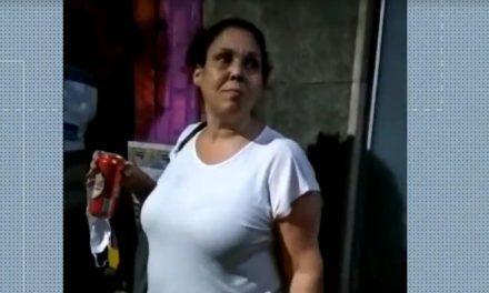'Chamei de orangotango', diz mulher sobre acusação de racismo