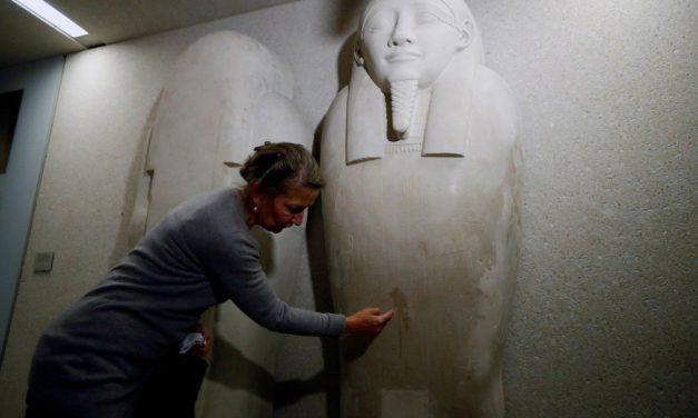 Vândalos atacam três museus em Berlim e danificam 63 peças, incluindo sarcófagos egípcios