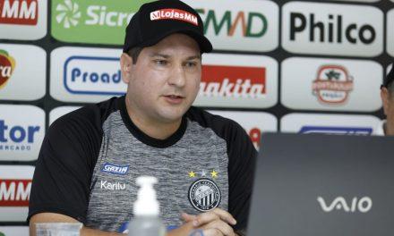 Apresentado no Operário-PR, Matheus Costa revela problemas de bastidores do Paysandu